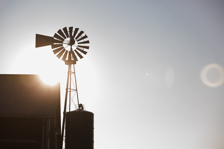 Barn Windmill